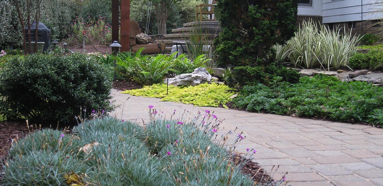 Landscape and Design Company Services | Charlotte NC | DeSignia